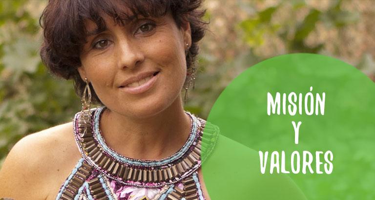 María José Celemín - Misión y Valores