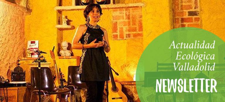 María José Celemín - Actualidad Ecológica Valladolid - Newsletter