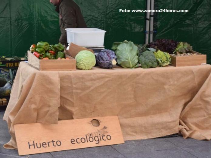 Agenda de mercados ecológicos en Castilla y León - Ilusión con historias personales y únicas