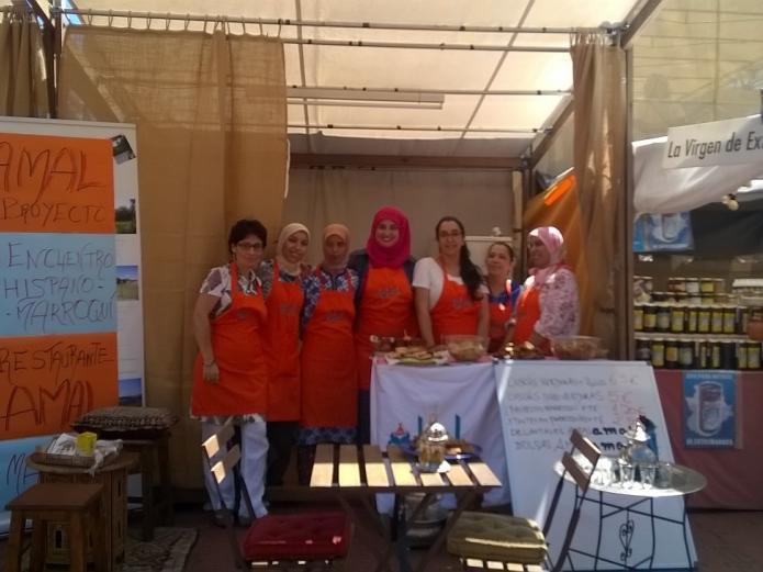 Amal en la Semana Renacentista de Medina del Campo