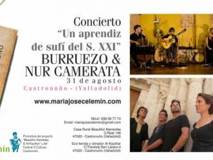 Concierto sábado 31 de agosto- Festival 3 Culturas Castronuño