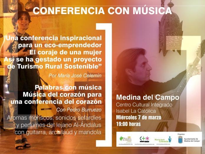 conferencias inspiracionales, motivacionales, violencia de género, machista, contra la mujer Valladolid, María José Celemín