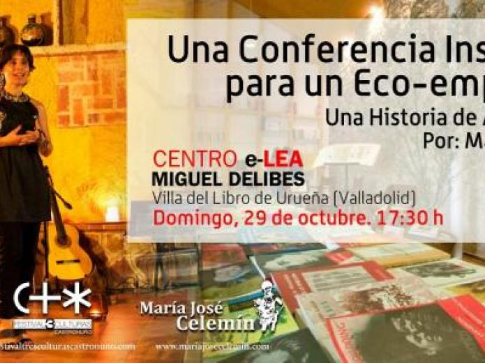 conferencias motivacionales, inspiracionales, eco-emprendesores, empoderamiento mujer
