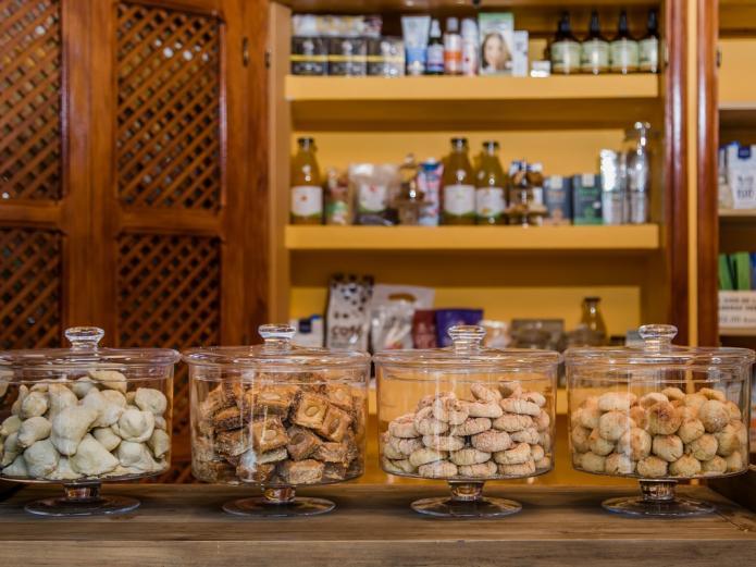 Dulces Bio Gourmet en Ecocultura, la feria Ecológica de Zamora