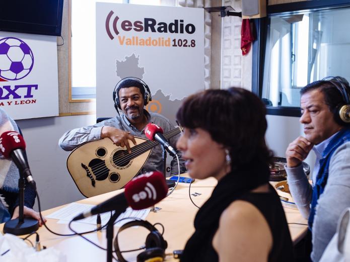Wafir S. Gibril, Mahmoud Fares, María José Celemín