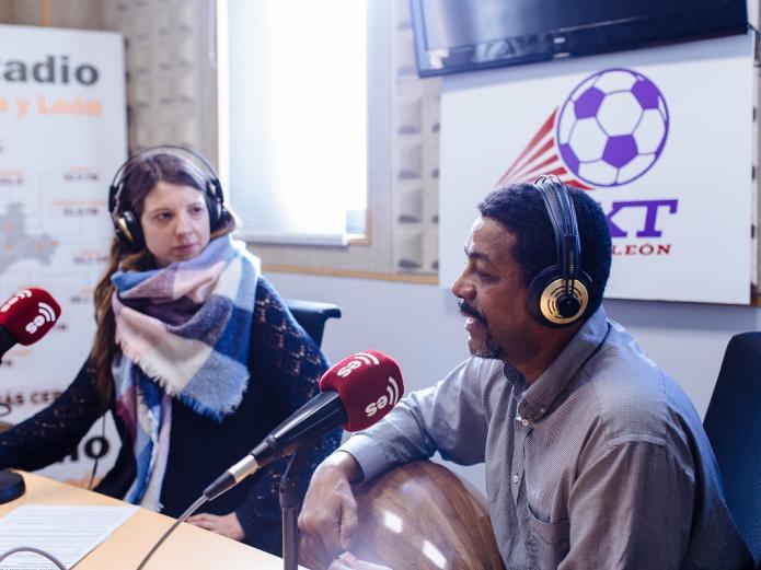 Wafir S. Gibril, Tamara, de EsRadio