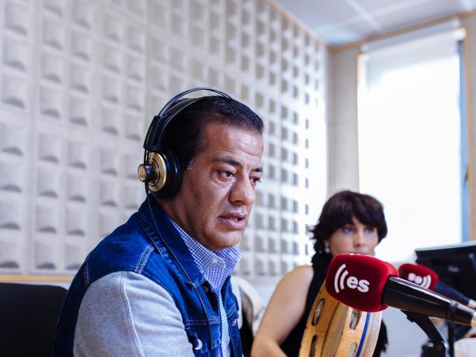 Mahmoud Fares, María José Celemín