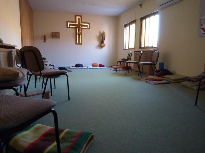 Mindfulness en Ávila - Centro de Espiritualidad Santa Teresa