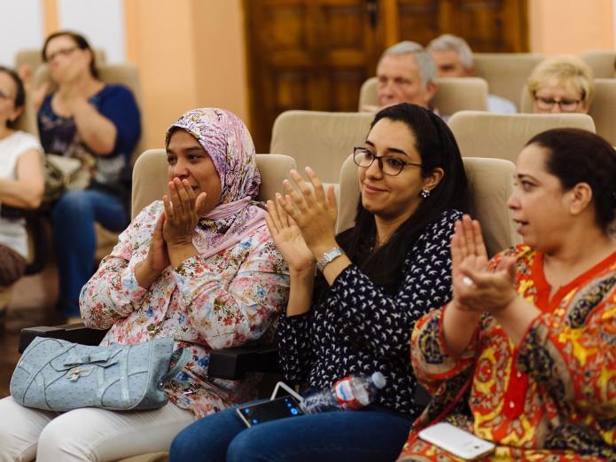 I Encuentro Hispano-Marroquí Medina del Campo - Mujeres de Amal