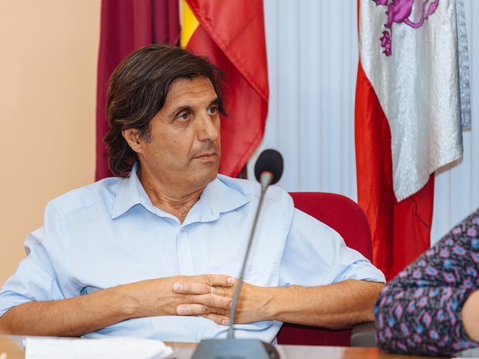 María José Celemín - I Encuentro Hispano-Marroquí Medina del Campo -  Pedro Burruezo