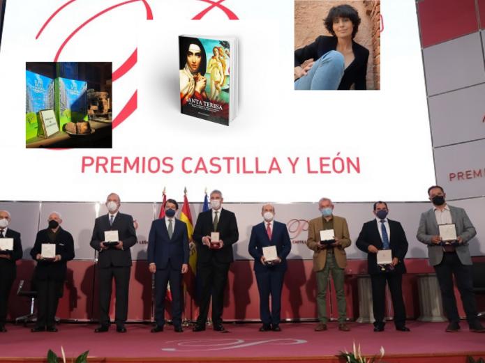 Entrega de premios Castilla y León 2020