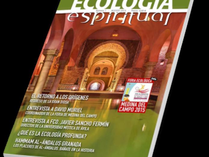revistas ecología profunda, espiritual