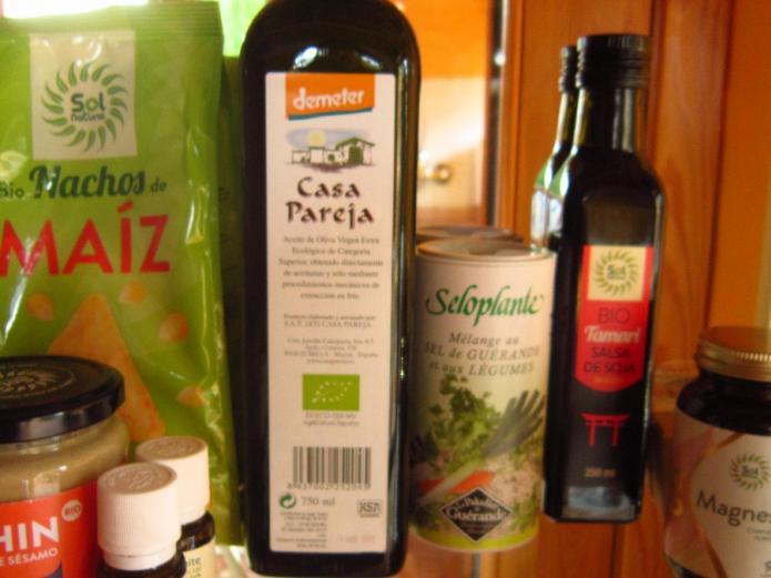 Tiendas de alimentación ecológicas en Valladolid - Castronuño