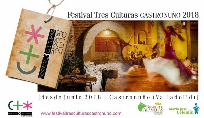 Agenda Cultural, conciertos Valladolid - Festival Tres Culturas Castronuño