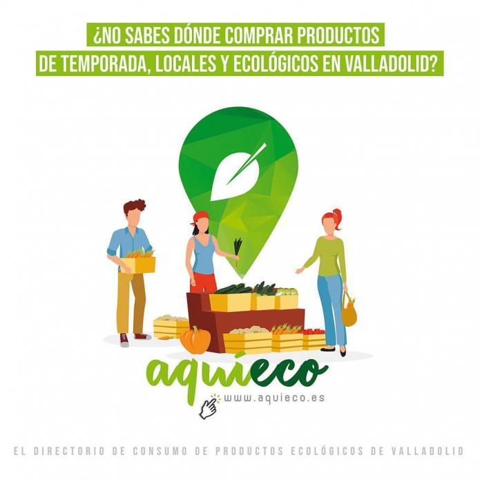 Aquí Eco - productores y tiendas ecológicos en Valladolid