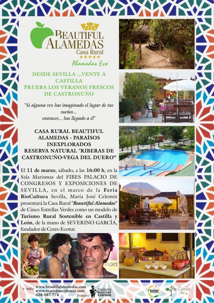 Casa Rural Beautiful Alamedas Valladolid