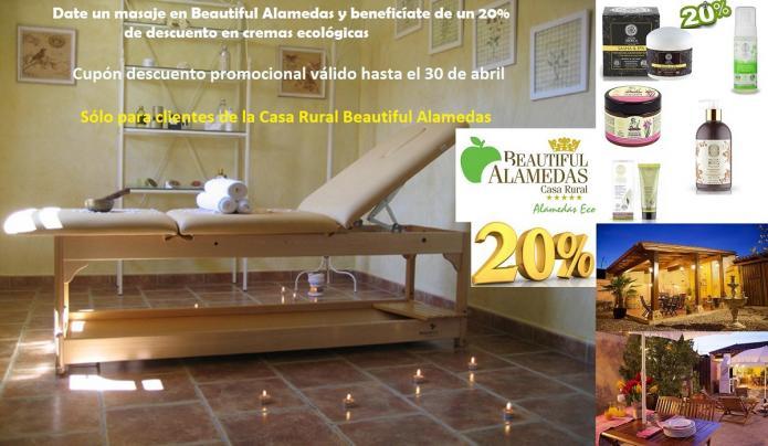 Casas Rurales Valladolid, cupones descuento - Beautiful Alamedas