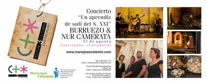 Concierto Festival Tres Culturas Castronuño