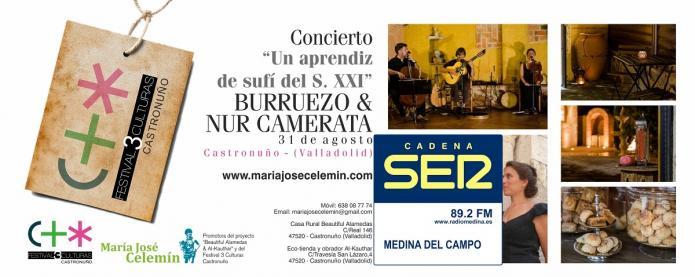 III Edición del Festival Tres Culturas Castronuño - SER Medina del Campo