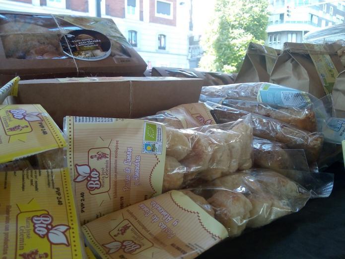 Dulces árabes ecológicos - Los dulces de las Tres Culturas