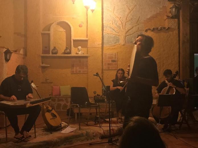"""El concierto """"Un aprendiz de sufi del s.xxi"""" fue un espectáculo único, en Castronuño Enseñanzas eternas con una música mítica - Festival Tres Culturas Castronuño"""