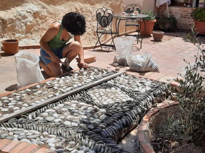 Empedrado granadino - Órgiva y Castronuño
