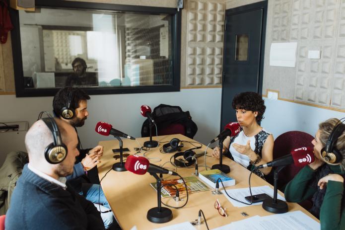 María José Celemín - Revista Ecología Espiritual - EsRadio Valladolid