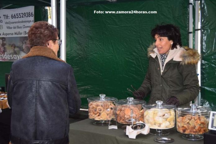 Mercado eco Zamora - Delicatessen bio a pie de calle - Nuevo paradigma