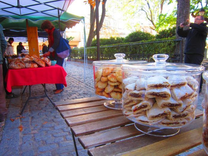 Mercado Ecológico en Segovia - Primer sábado del mes