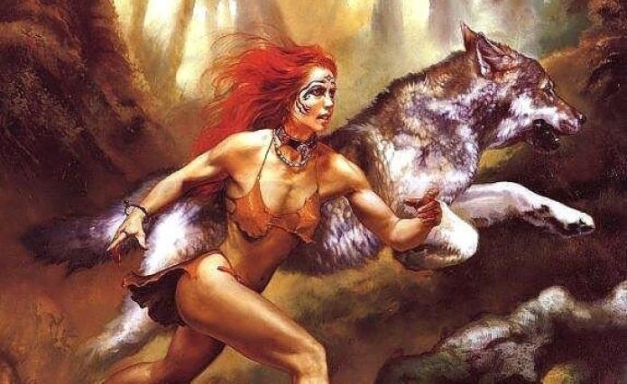 Mujeres que corren con lobos - Clarissa Pinkola Estés