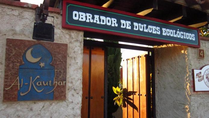 Nueva eco-tienda y obrador de dulces árabes ecológicos en Castronuño