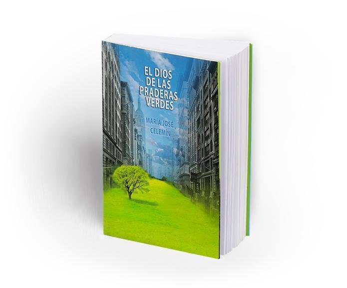 Párrafos de la novela El Dios de las Praderas Verdes - La Mujer Salvaje