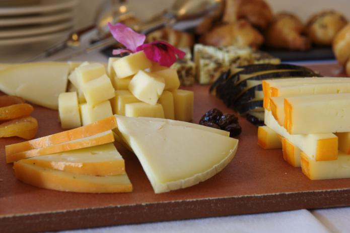 Recetas de cocina de los hoteles Rusticae