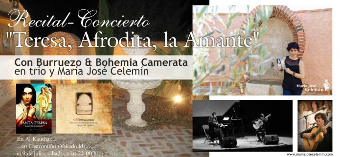 María José Celemín - Teresa de Ávila - EsRadio Valladolid