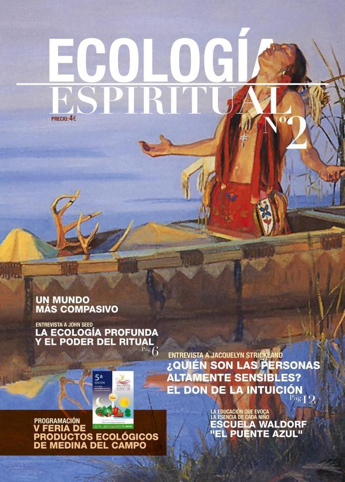 revistas de Ecología Profunda y Espiritual