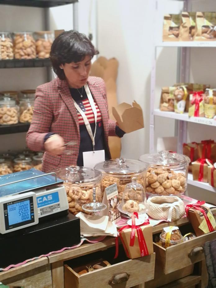 Últimas novedades mercado eco Zamora: Repostería Hispano-árabe bio