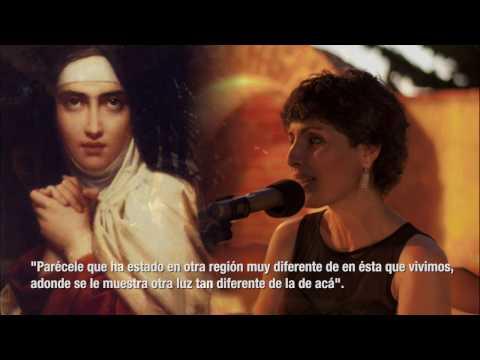 "Embedded thumbnail for Recital-concierto ""TERESA DE ÁVILA, AFRODITA, LA AMANTE"""